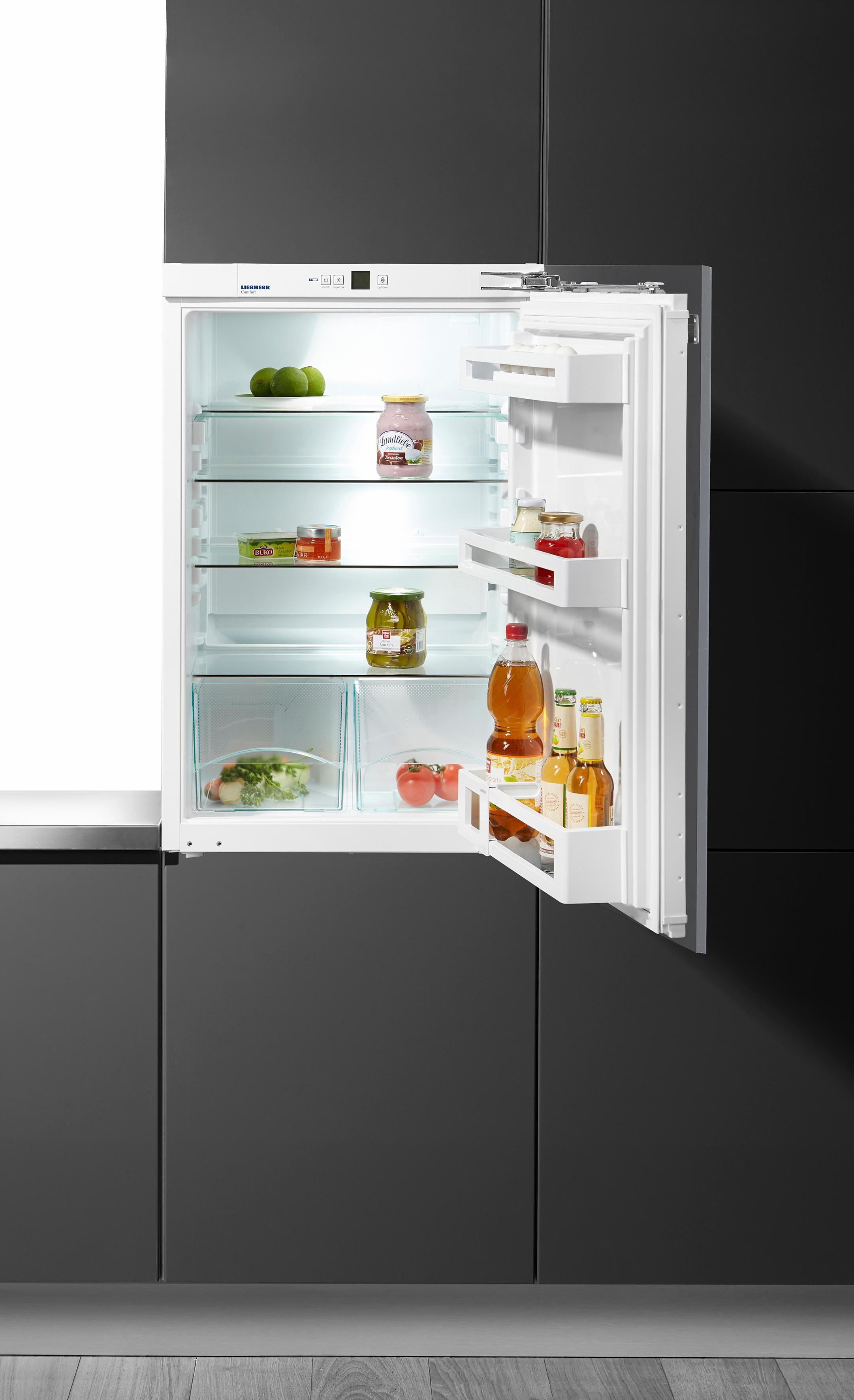 Liebherr integrierbarer Einbau-Kühlschrank IK 1610, A++, 87,2 cm hoch
