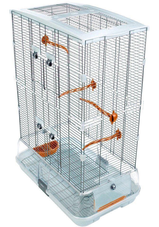 Vogelkäfig »Vision Model L02« in weiß