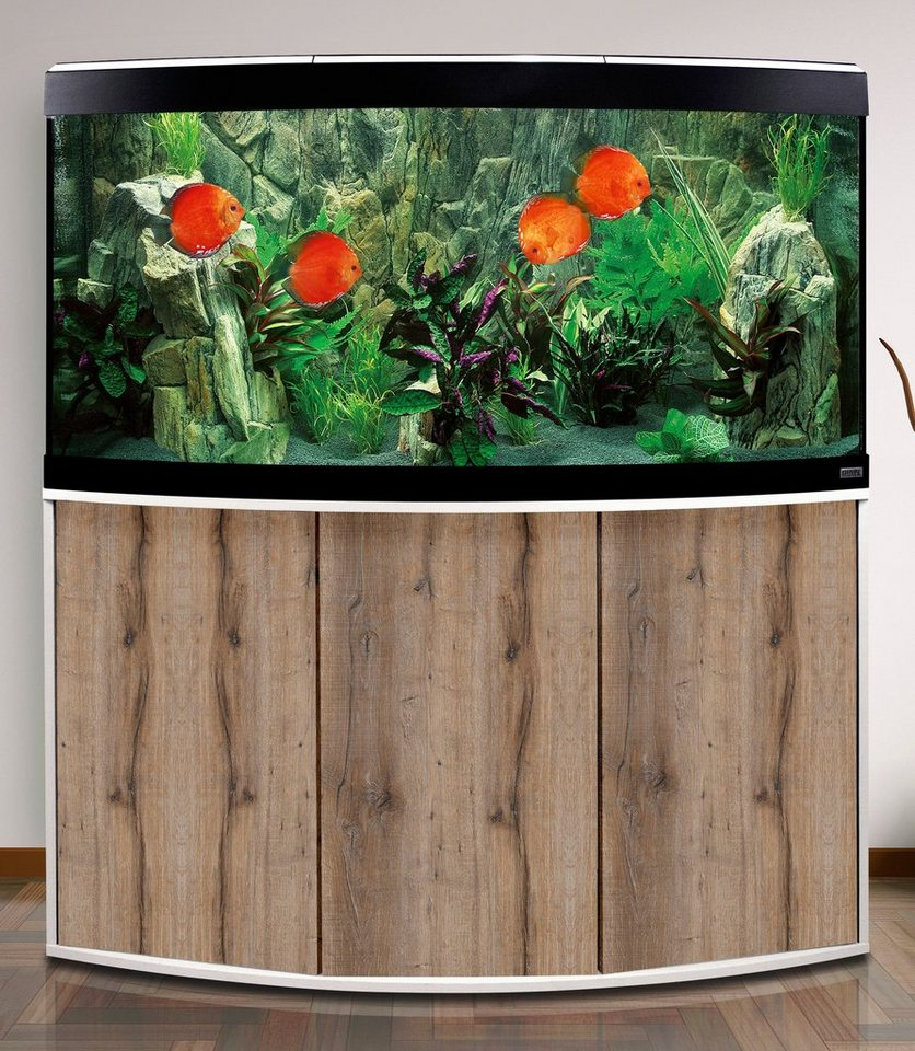 fluval aquarien set vicenza 260 bxtxh 121x46x134 cm 260 l online kaufen otto. Black Bedroom Furniture Sets. Home Design Ideas