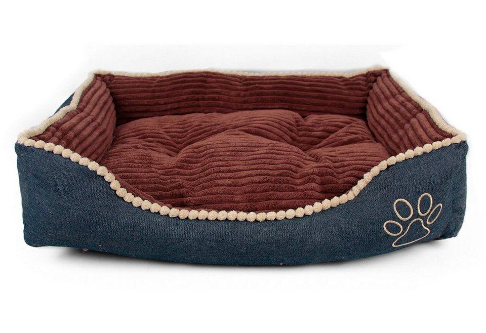 Hunde-Bett »Jeanstrend« in blau