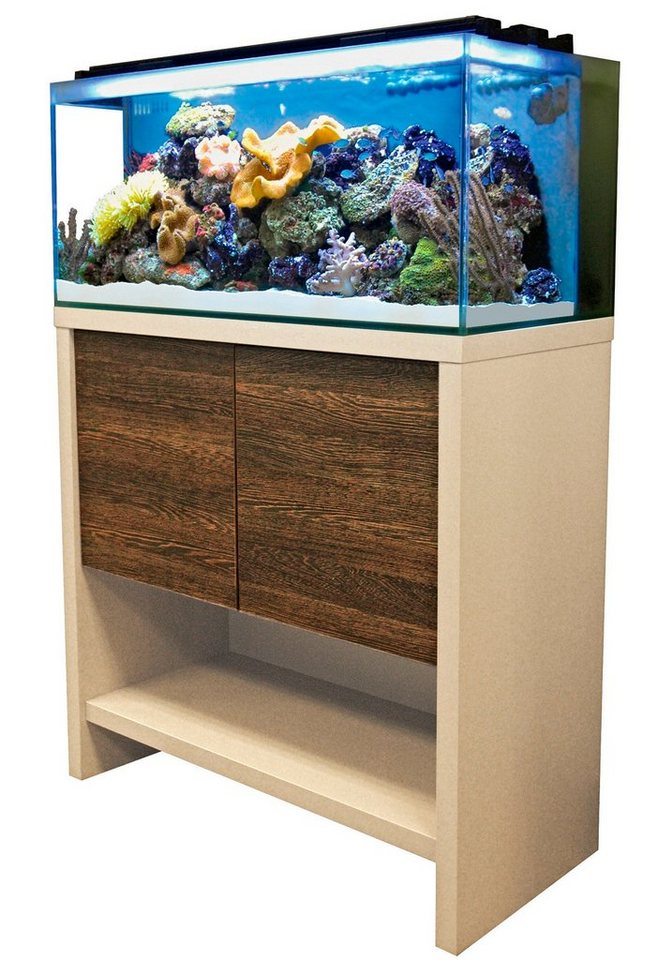fluval aquarien set reef m90 f r meerwasser bxtxh 90x42x130 cm online kaufen otto. Black Bedroom Furniture Sets. Home Design Ideas