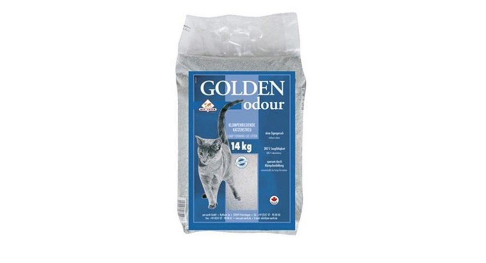 Katzenstreu »Golden Odour ( 14 Kg )«