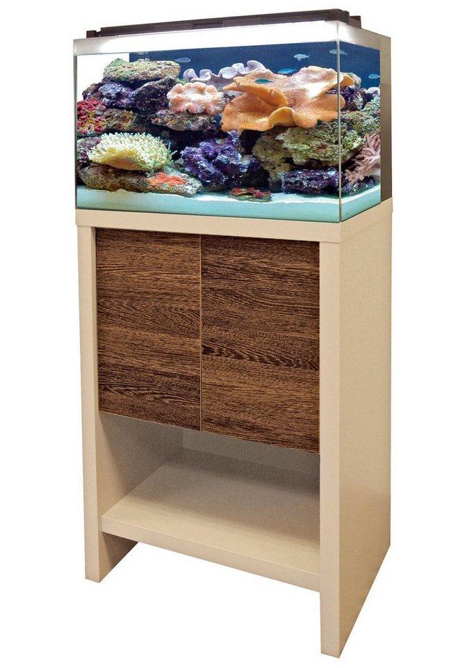 Aquarien-Set »Reef M60« in beige/braun