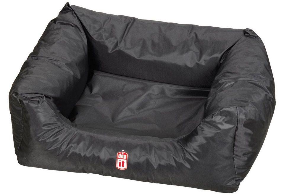Hunde-Sofa »Komfort« in schwarz