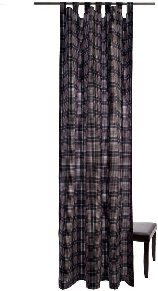 Vorhang, Homing, »Keira« (1 Stück) in navy