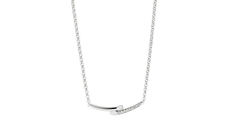 Fossil Kette, »Sterling Silver, JFS00303040«