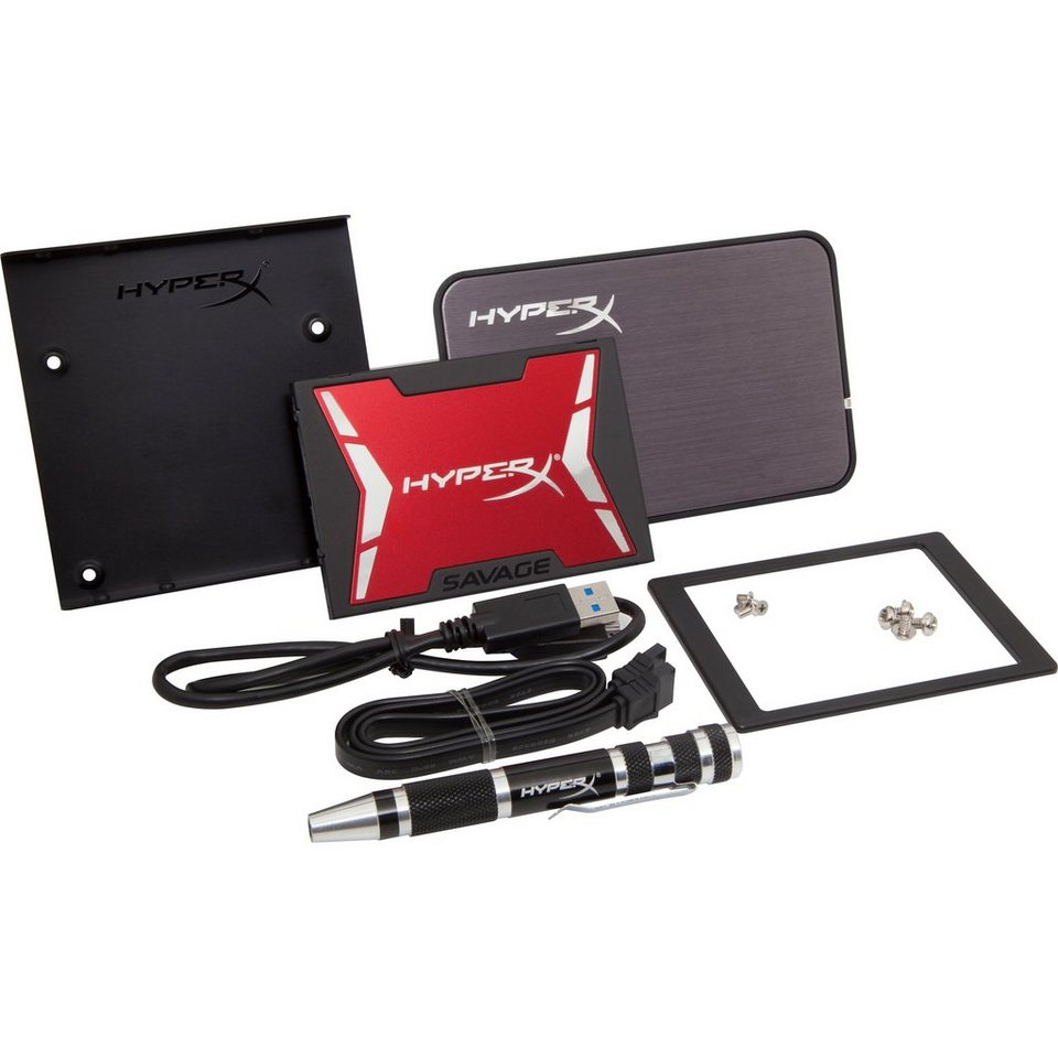 Kingston HyperX Solid State Drive »SHSS3B7A/240G 240 GB«