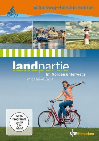 DVD »Landpartie: Im Norden unterwegs (2 Discs)«