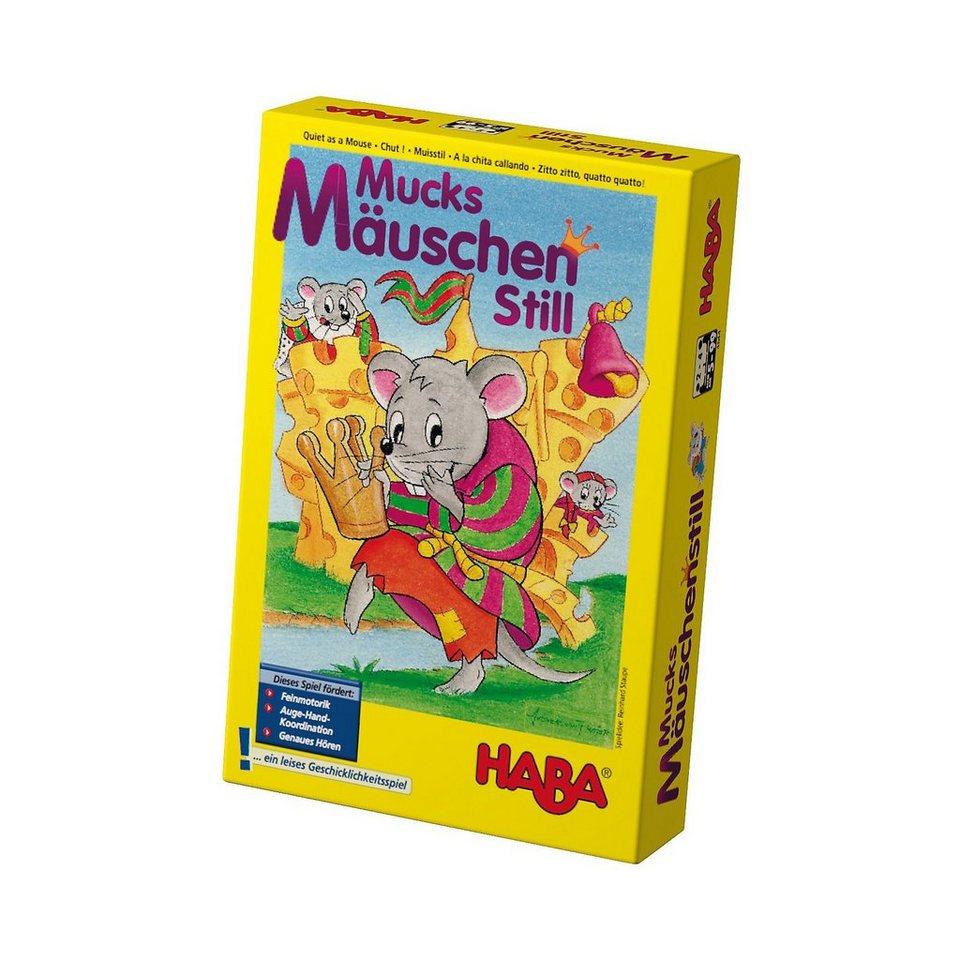 Haba Mucksmäuschenstill