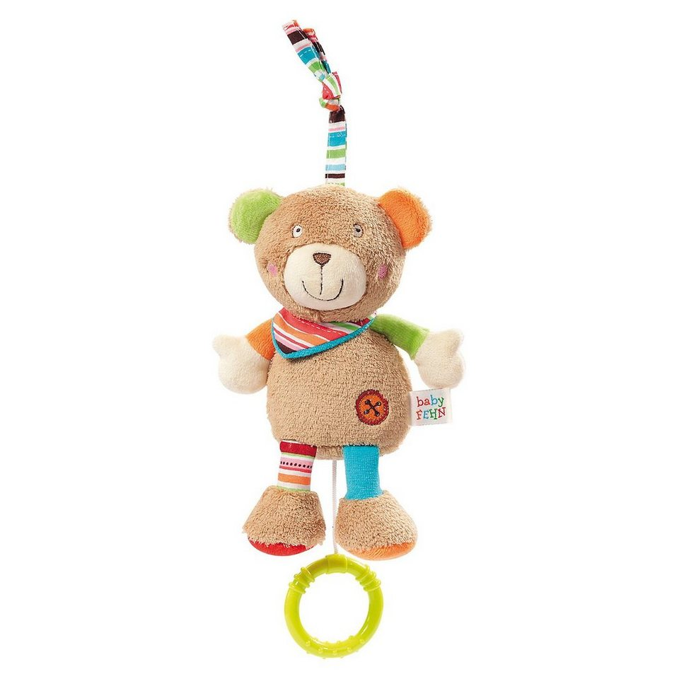 Fehn Mini-Spieluhr Teddy