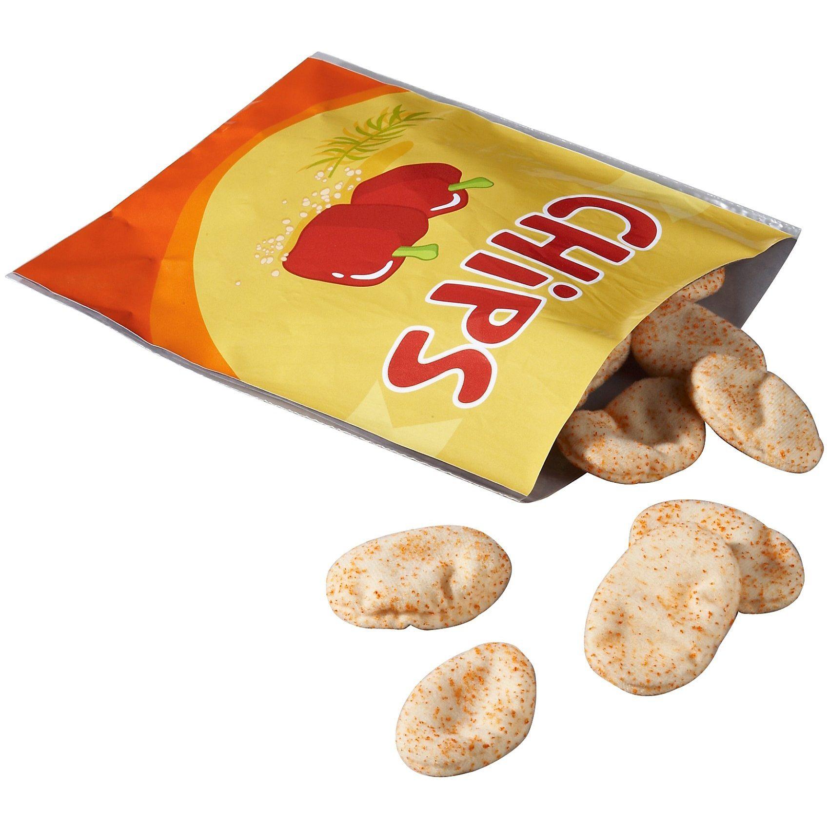 Haba 7386 Chips in Knisterfolie Spiellebensmittel