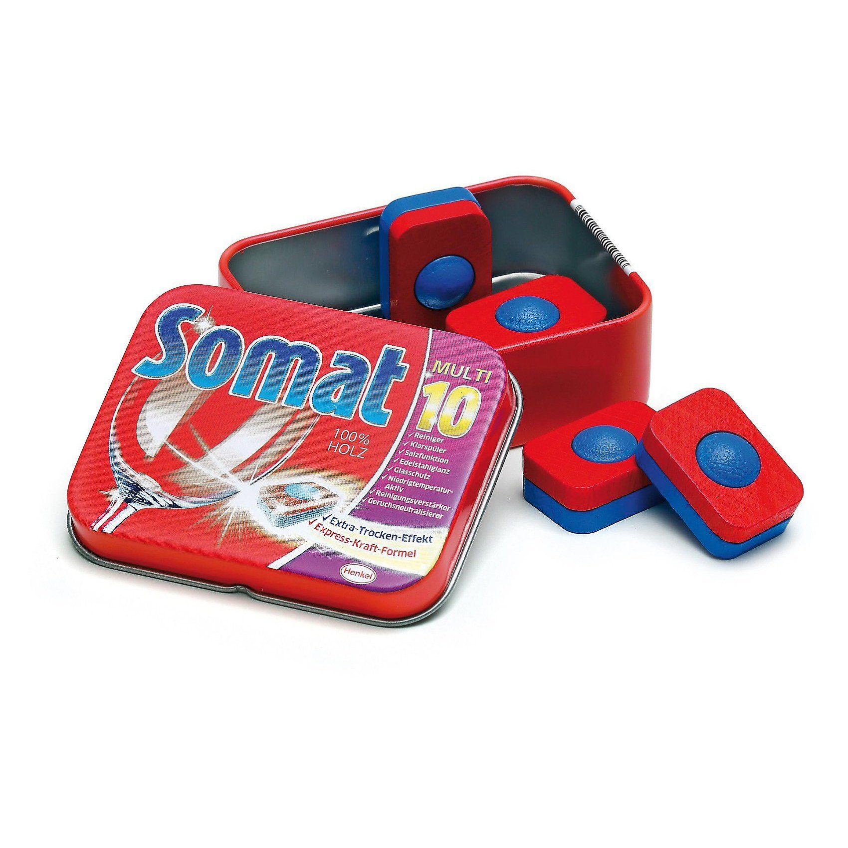 Erzi® Somat Geschirrspültabs für den Kaufladen