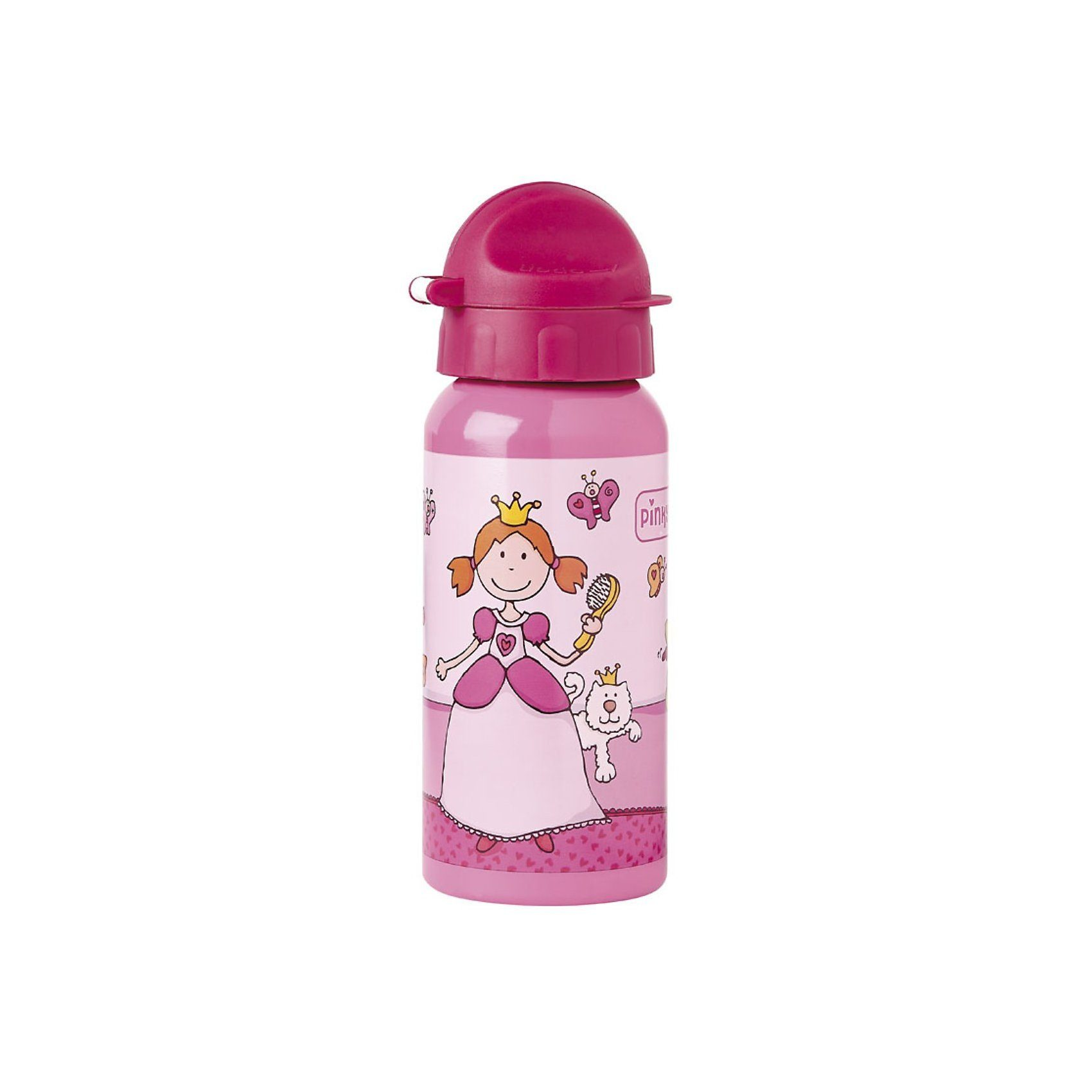 sigikid Trinkflasche Pinky Queeny, 400 ml