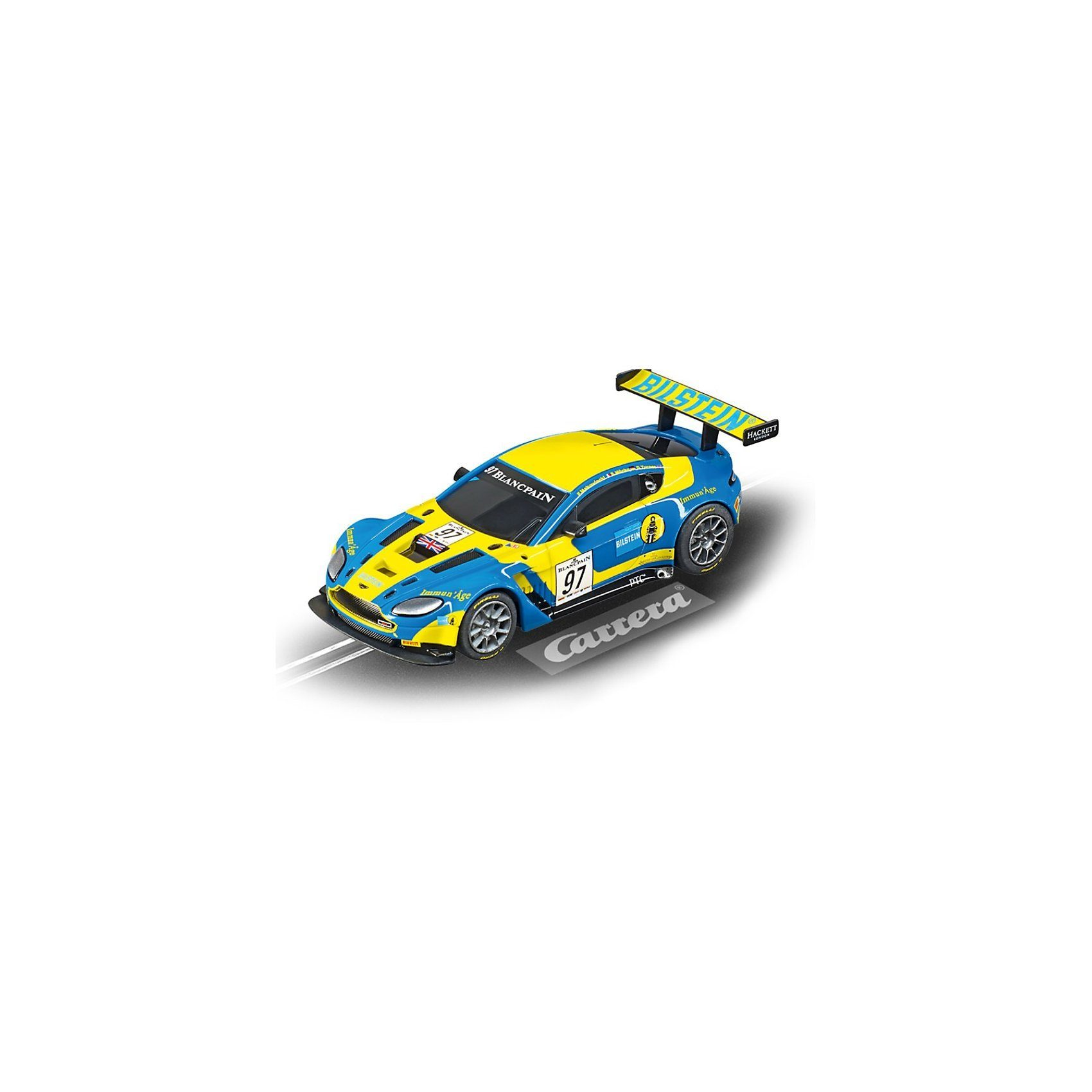 "Carrera GO!!! 20064004 Aston Martin V12 Vantage GT3 ""Bilstein, No.97"