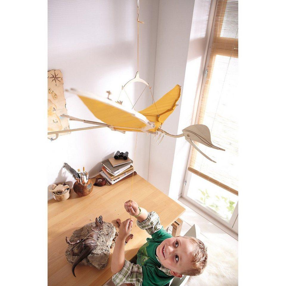 Haba TERRA KIDS Bausatz Flugdino