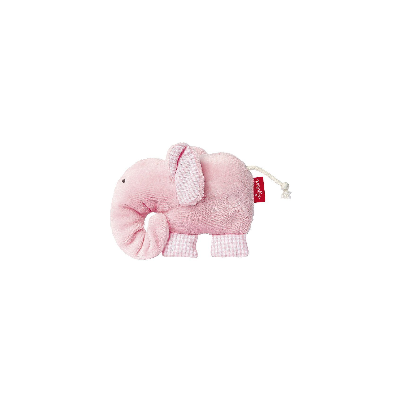 sigikid Organic - Quietsch-Elefant first hugs