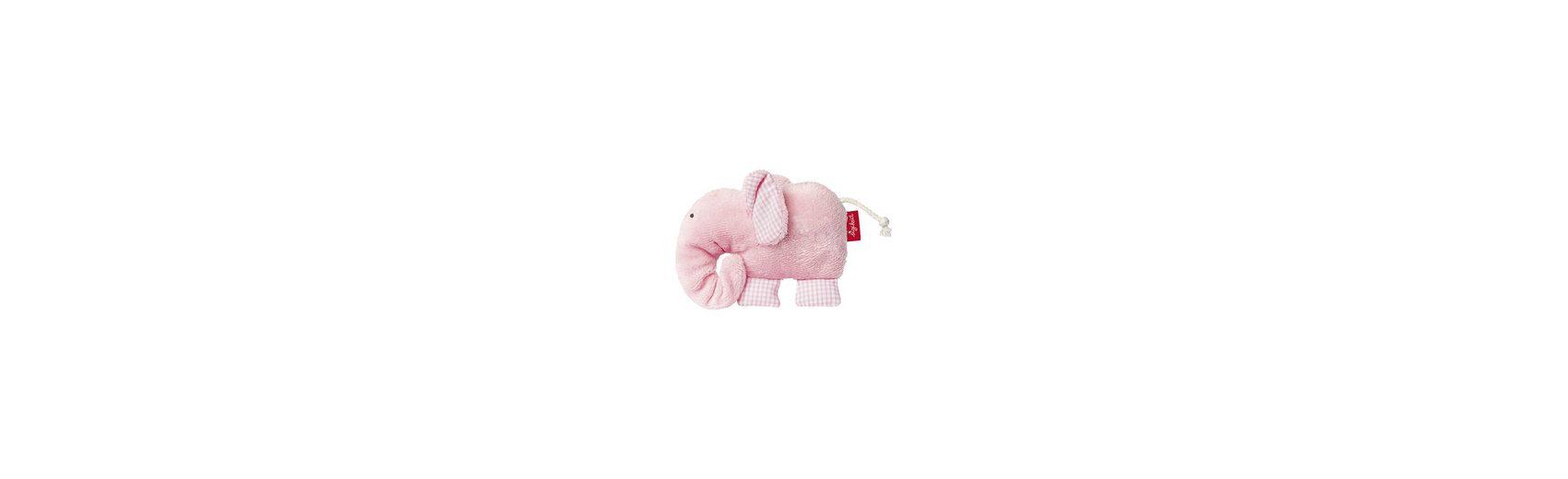 sigikid Organic - Quietsch-Elefant first hugs