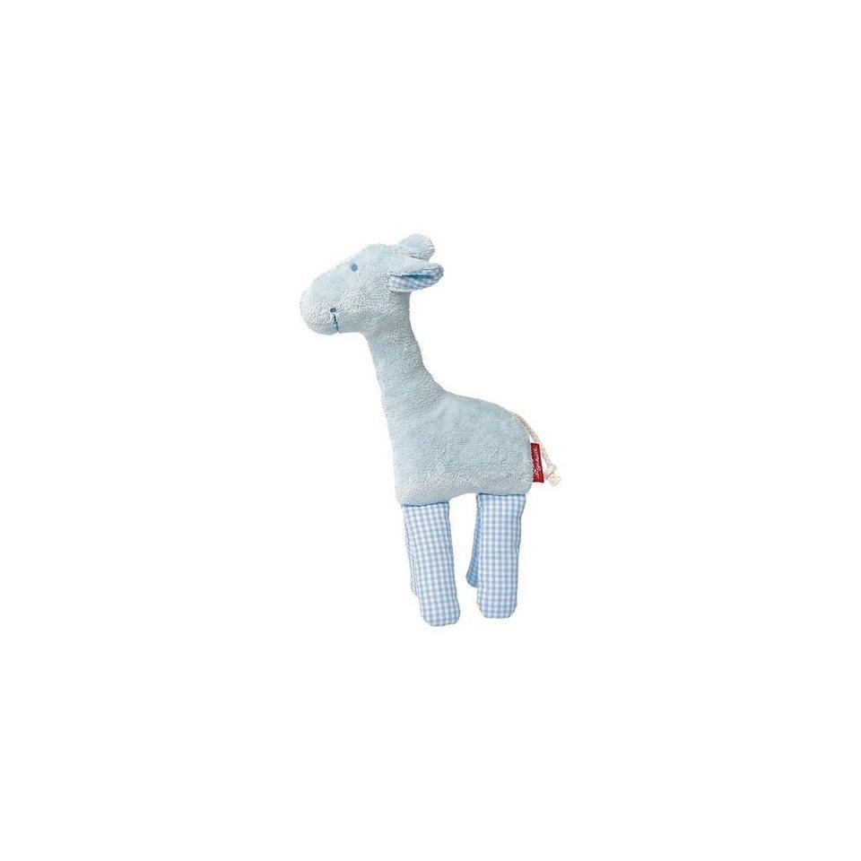sigikid 40954 Organic - Rassel Giraffe first hugs