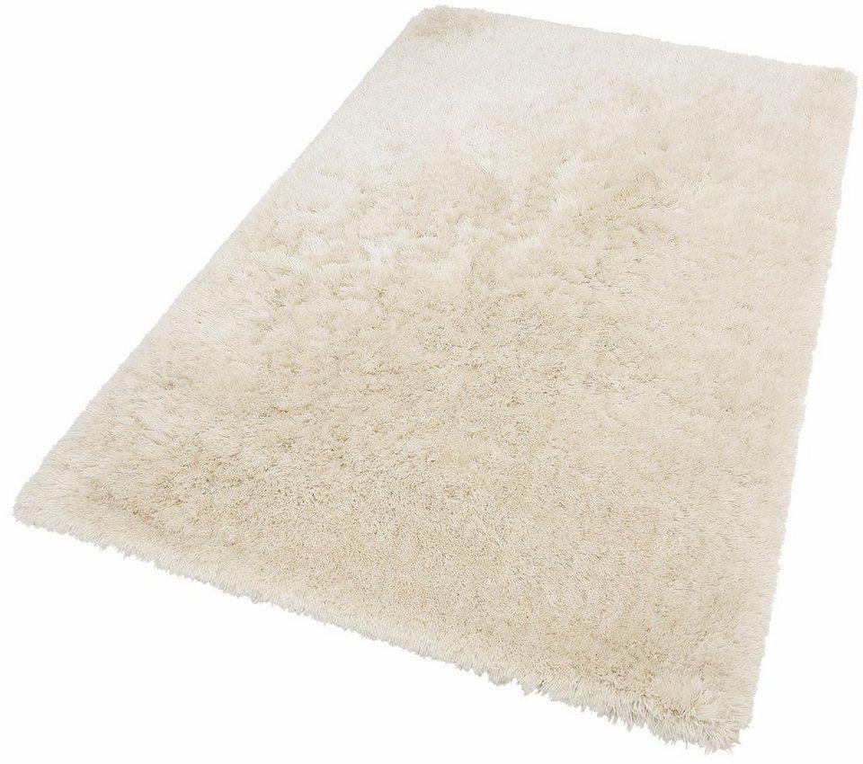 Hochflor-Teppich, Theko, »Flokato«, Höhe 60 mm in beige