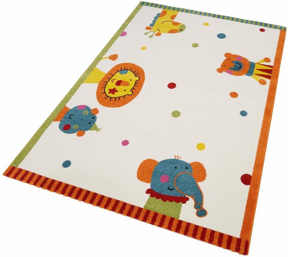 Kinderteppich sigikid  Kinder-Teppich, Sigikid, »Animal Festival«, gewebt | OTTO