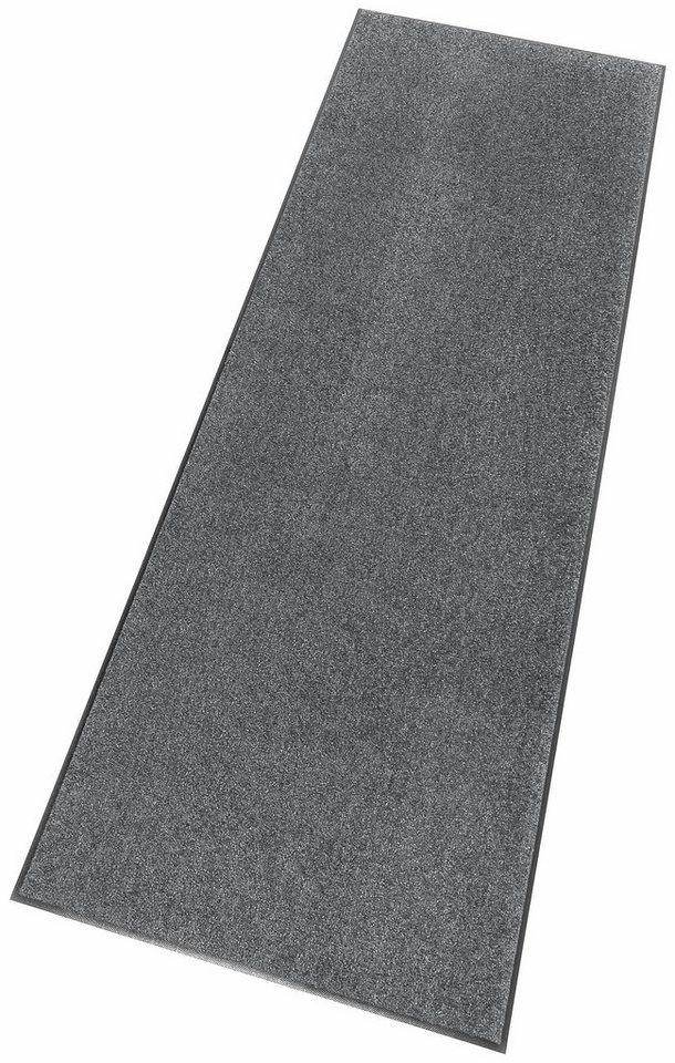 l ufer uni salonloewe rechteckig h he 7 mm waschbar in und outdoor mit rutschhemmender. Black Bedroom Furniture Sets. Home Design Ideas