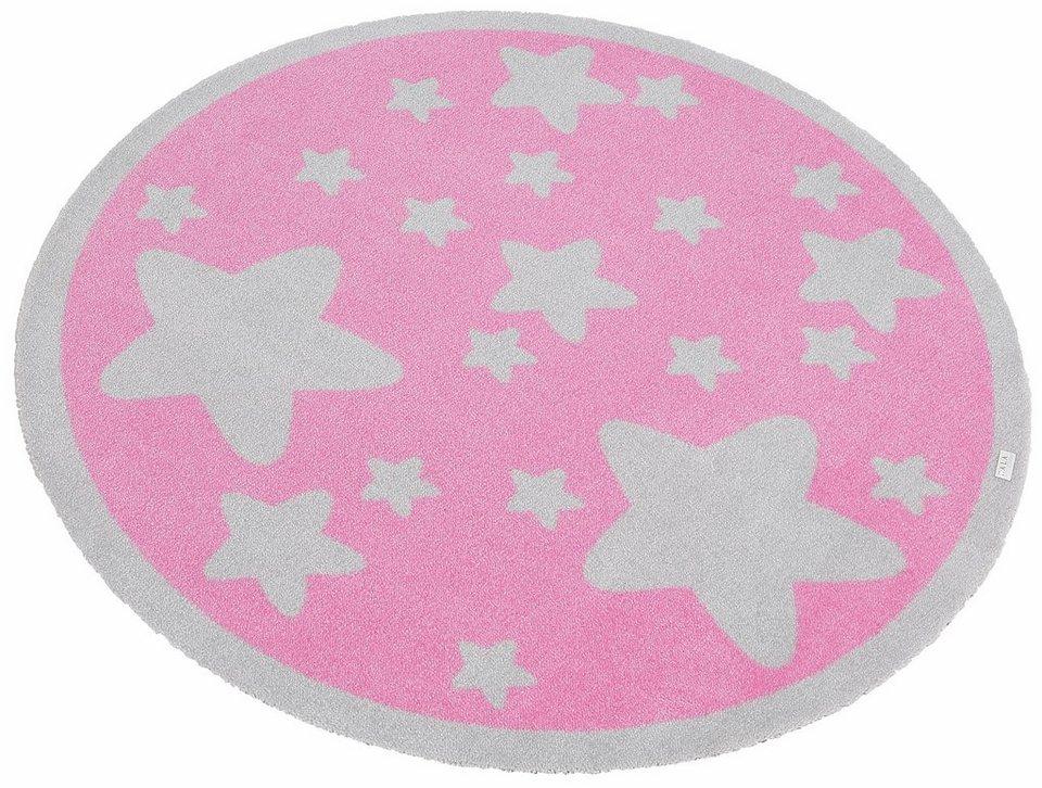 Kinder-Teppich, Zala Living, »Sterne« in rosa