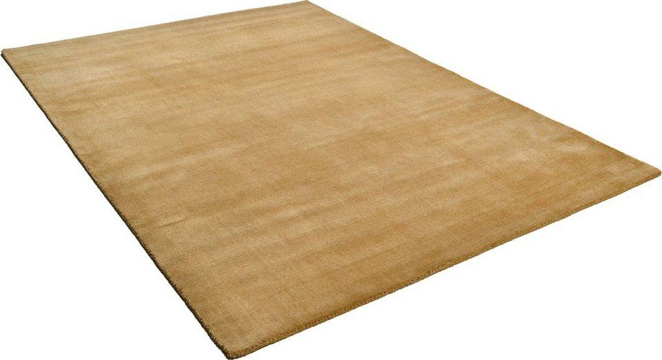 Teppich, Theko Harmony, »Melbourne 1000«, handgearbeitet in beige