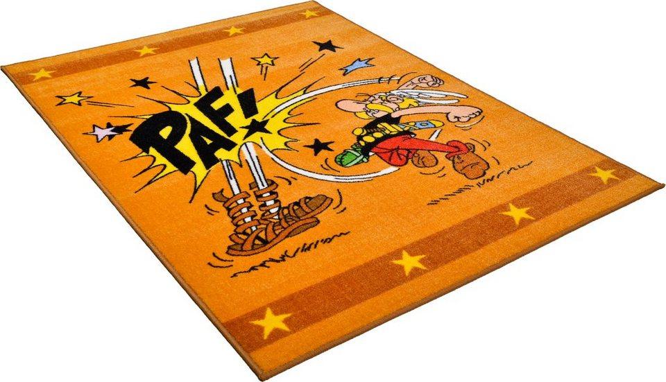 Kinder-Teppich, Asterix, »Der starke Asterix« in terra