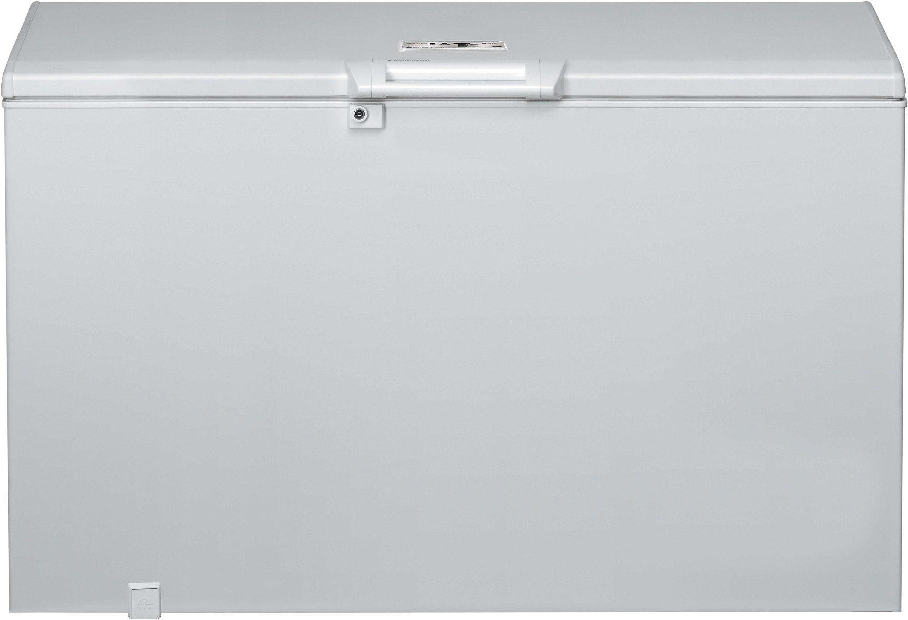 Bauknecht Gefriertruhe GTE 335 StopF A++, 118 cm breit
