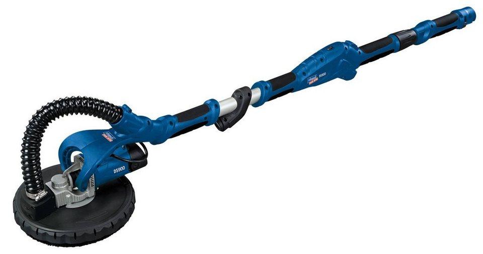 Scheppach Wand- und Deckenschleifer »DS900« in blau