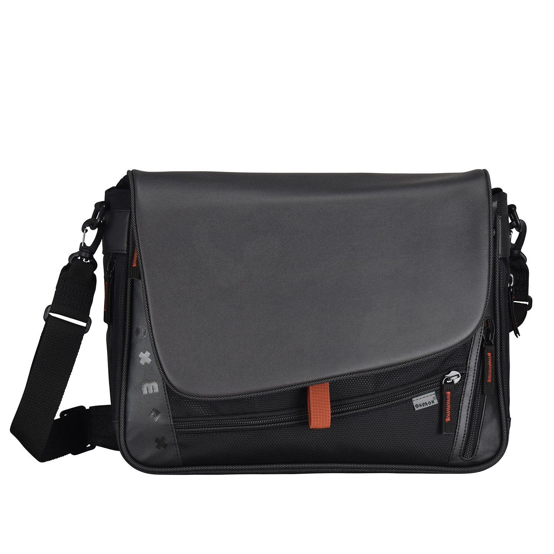oxmox Touch-It Umhängetasche 39 cm Laptopfach