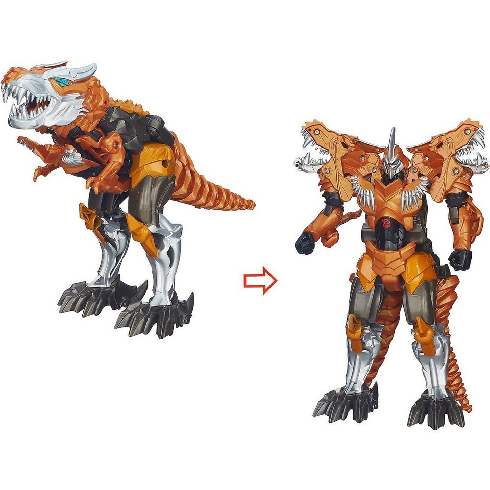 Hasbro transformers flip change grimlock otto
