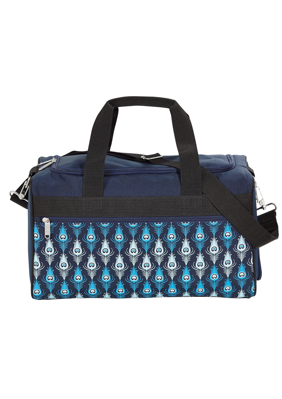4YOU Tasche, »Freizeittasche M - Peacock Vintage«