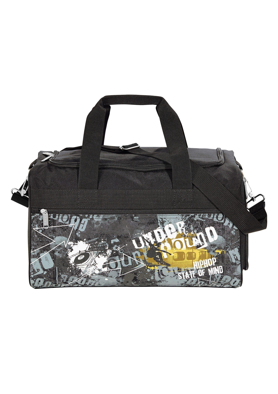4YOU Tasche, »Freizeittasche M - Under Ground«