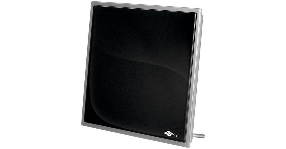 goobay Aktive DVB-T Zimmerantenne »zum Empfang von DVB-T/DVB-T2«
