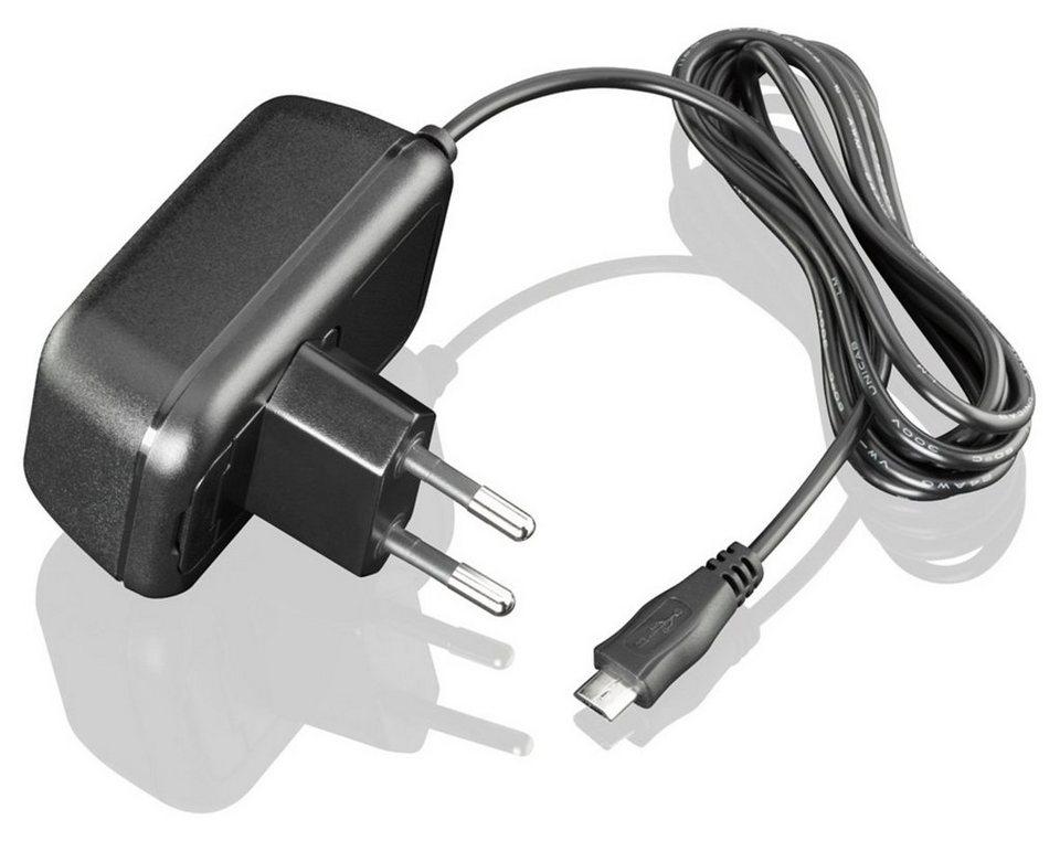 Falk Lader »USB-Netzteil - micro-USB (2A)« in Schwarz