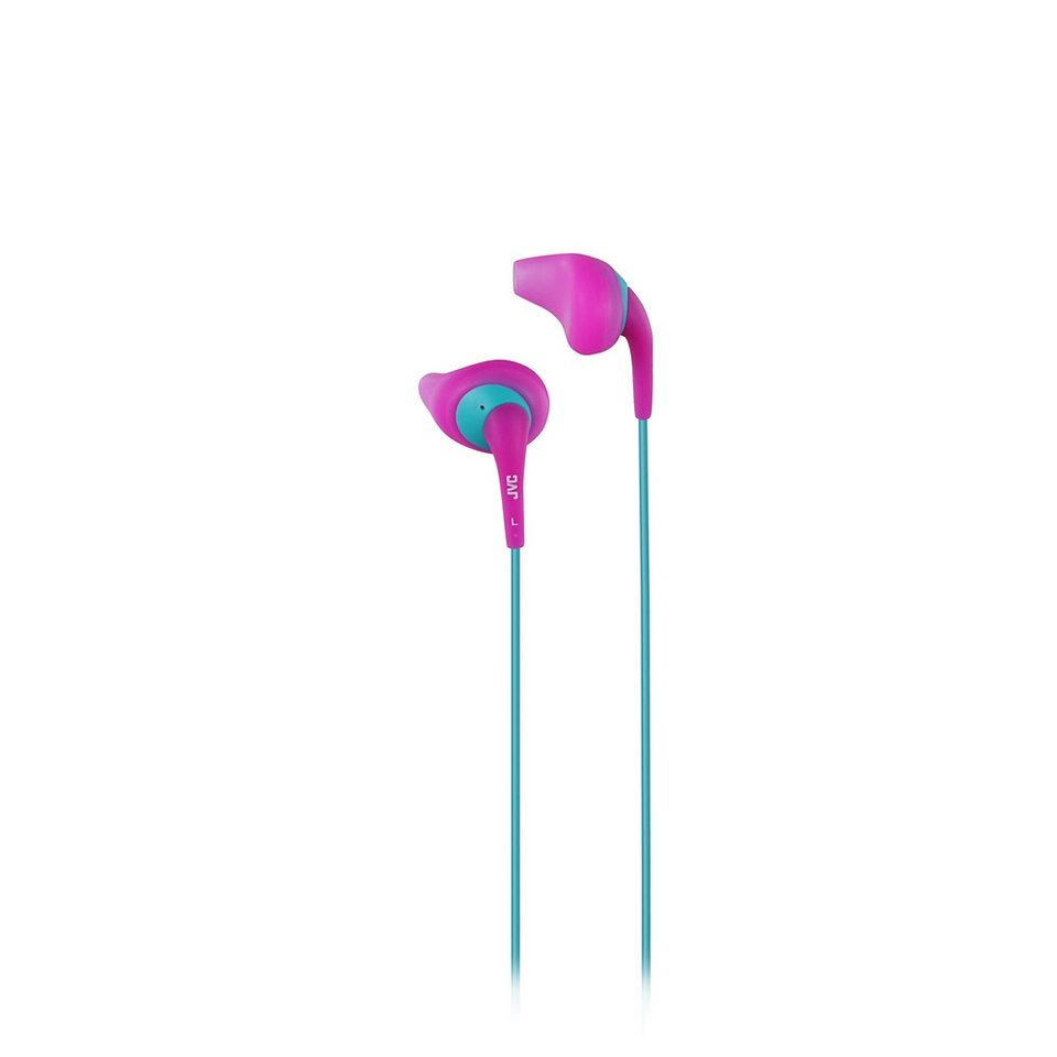 JVC In Ear Sportkopfhörer »HA-EN10« in pink