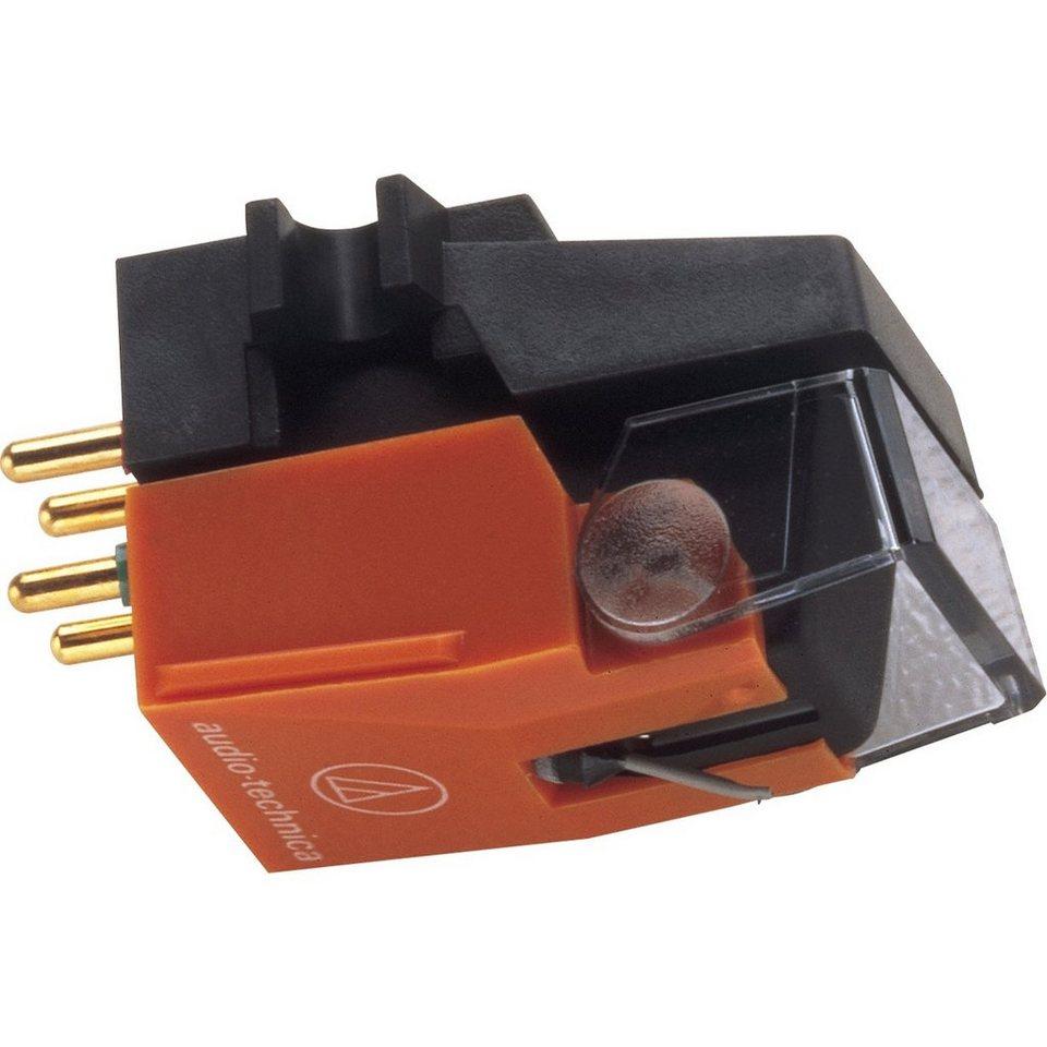 Audio-Technica Premium Dual-MM-System »AT120E« in schwarz