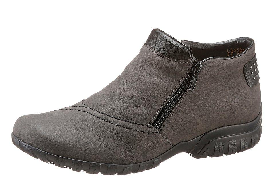 Rieker Boots in grau