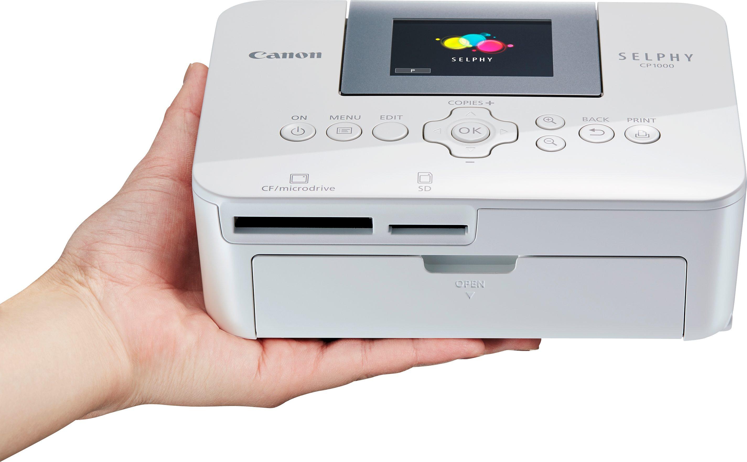 Canon SELPHY CP1000 Drucker