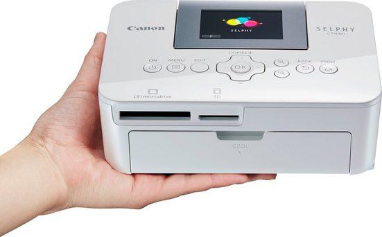 Canon SELPHY CP1000 Fotodrucker