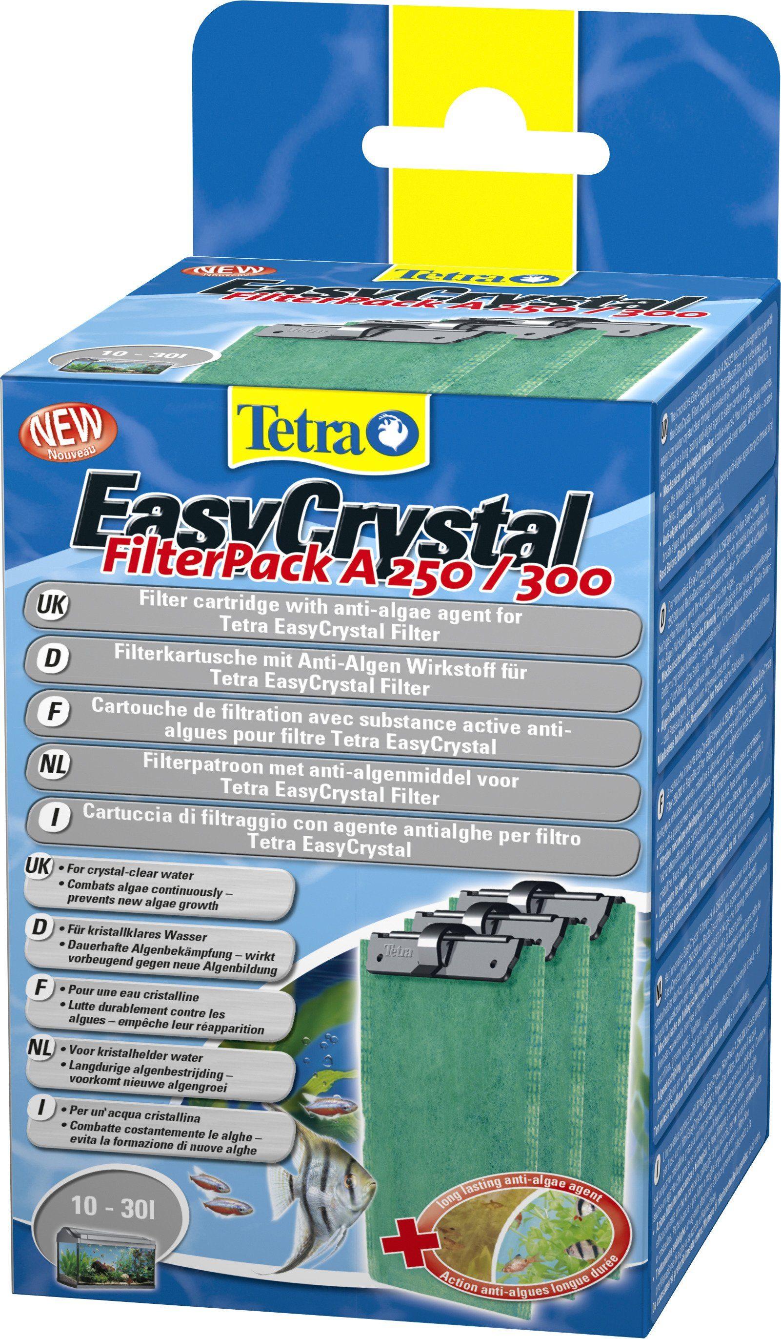 Tetra Aquariumpflege »EasyCrystal Filter Pack« 2-er Set