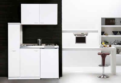 Singleküche & Miniküchen online kaufen | OTTO | {Miniküche mit geschirrspüler und kühlschrank 79}