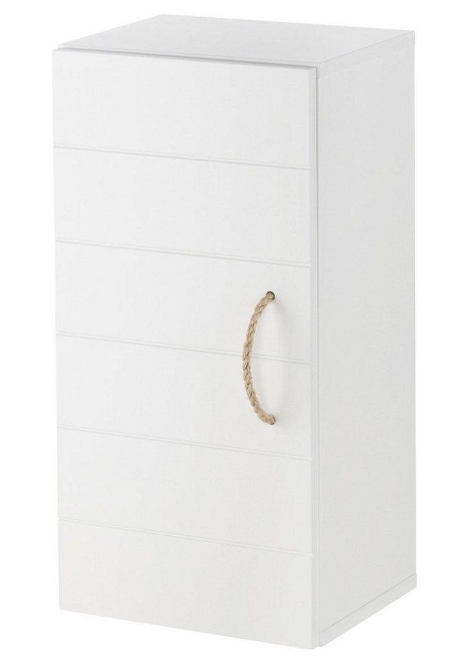 Hängeschrank »Mare«, Breite 30 cm in weiß/weiß