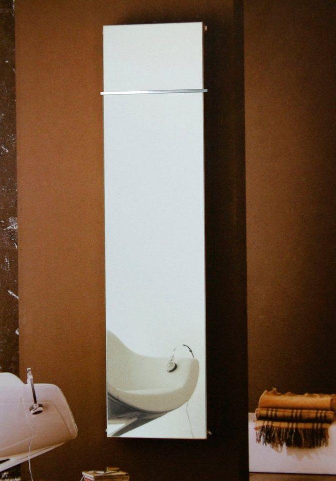 Badheizkörper »Mirror« in silber glänzend