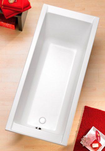 OTTOFOND Stačiakampio formos vonia »Costa su Wa...