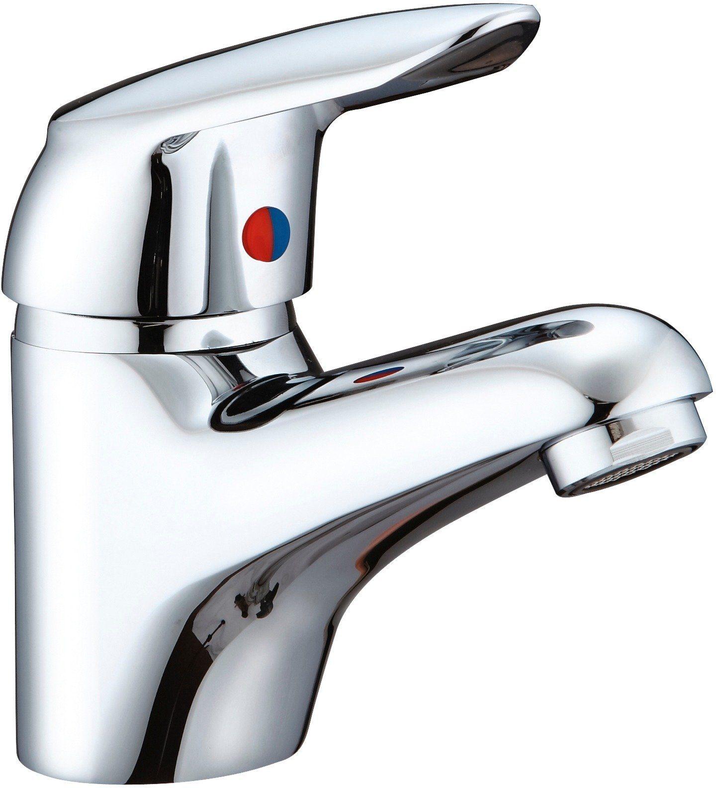 SCHÜTTE Waschtischarmatur »Well Home«, Wasserhahn
