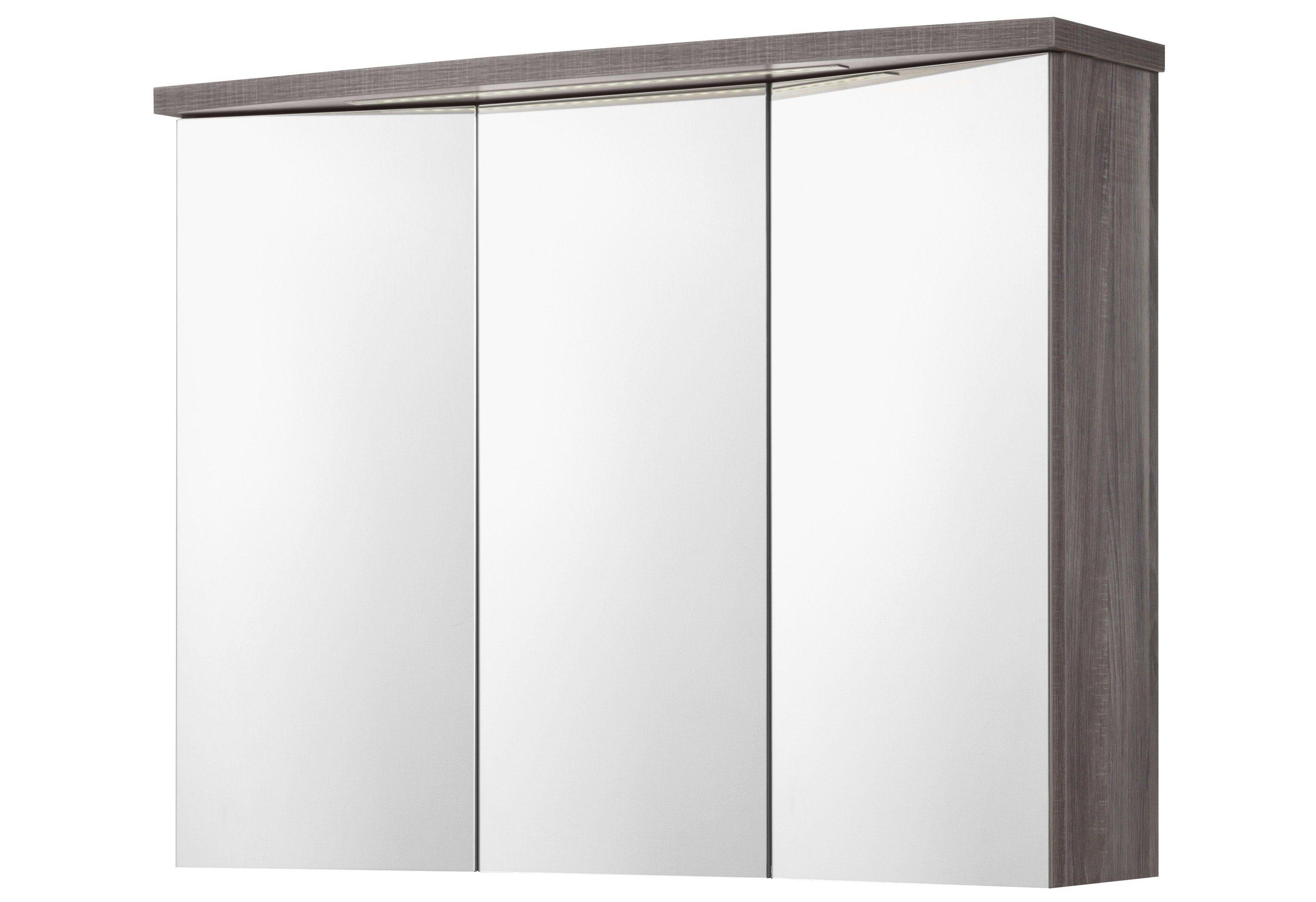 Schildmeyer Spiegelschrank »Calla« Breite 90 cm, mit LED-Beleuchtung