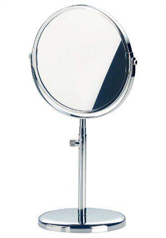 Spiegel / Kosmetikspiegel / Standspiegel »3-fach Vergrößerung« Durchmesser 21 cm