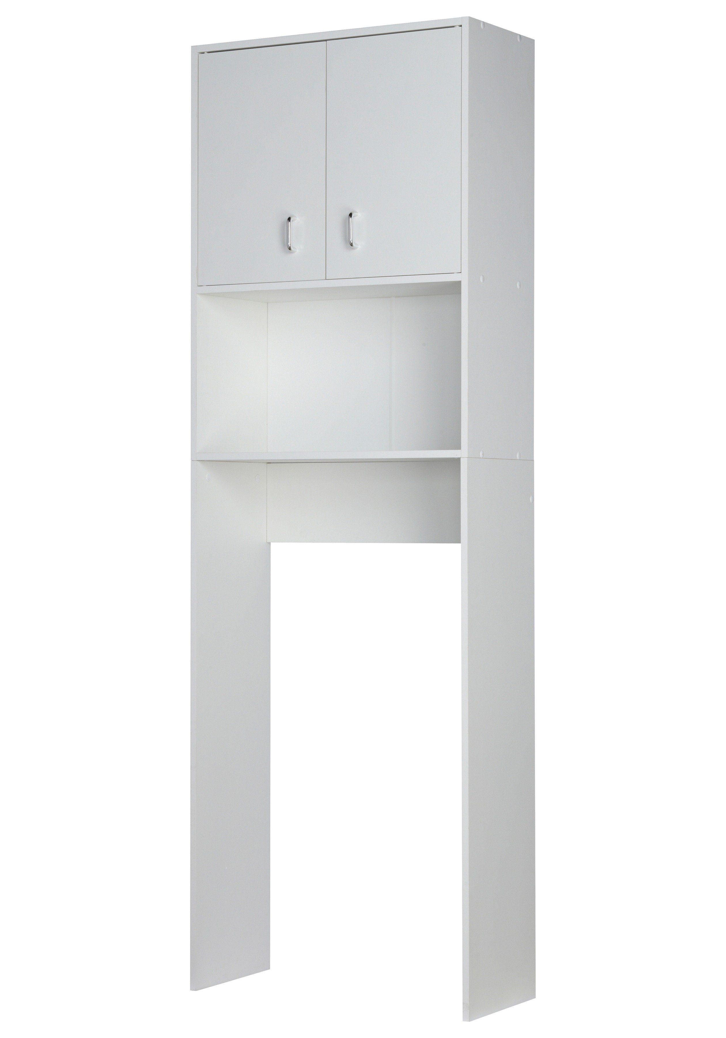 KESPER Hochschrank »Milano«, Waschmaschinen-Überbau / WC-Überschrank, Breite 65 cm